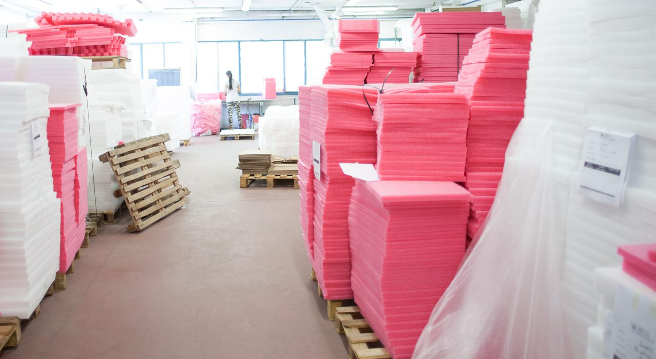 Azienda imballaggi industriali Tooscana