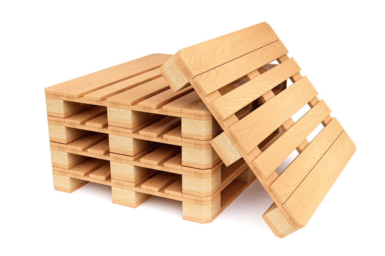 Produzione pallet e casse in legno